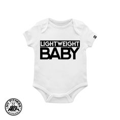 Lightweight Baby Funny Baby Onesie With Sayings