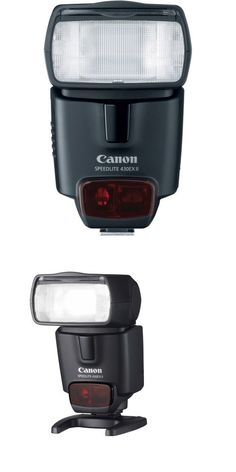 Canon Speedlite 430EX II Flash for Canon Digital SLR Cameras - Canon 2805B002 Speedlite 430Ex Ii Flash.The fully swiveling bounce head zooms automatically over a range of 24mm-105mm. Its Wireless E-TTL II compatibility permits it to function as a slave unit, trig... - Shoe Mount Flashes - Photo & Camera - $299.00