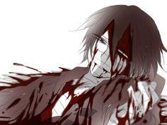 君が笑うまで Angel of Slaughter Fanart Zack