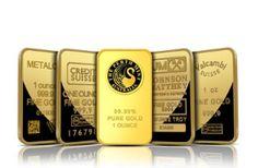 Buy Gold, Silver, Platinum, Palladium Bullion Bars And Coins Including Sovereigns, Krugerrands, Pamp, Credit Suisse, From One Ounce To One Kilogram And Store Them. https://suissegold.com