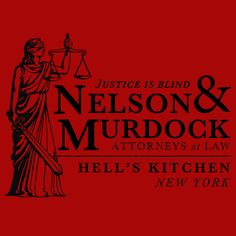Daredevil T-Shirt More Info Behind Daredevil T-Shirt Nelson and Murdock law firm was established after Matt Murdock (Daredevil) and Foggy Nelson graduated, thanks to money from Foggy's father. Karen P
