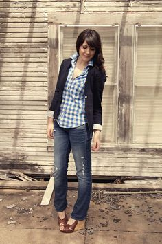 4.9.10 by kendilea, via Flickr  FALL OUTFIT
