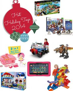 Hot Holiday Toys List for Christmas & Black Friday this year! So excited to see all the fun new toys!