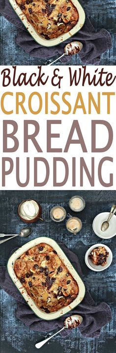 Croissant Bread Pudd