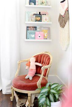 Blabla Kids handmade Mermaid Doll + Woven wall hanging