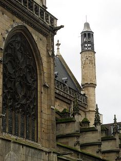 L'église Saint-Merri, Beaubourg, Paris