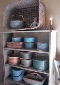 Love all the pantry boxes  the basket on top....#Repin By:Pinterest++ for iPad#
