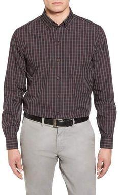 Plan to purchase Cutter & Buck Cavanah Non-Iron Plaid Sport Shirt, Image Mens Big And Tall Shirts, Shirt Stays, Plaid Pattern, Sports Shirts, Nordstrom, Shirt Dress, Iron, Womens Fashion, Cotton