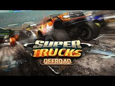 Super Off Road 🎮 AHORA es SUPERTRUCKS OFFROAD Gameplay Español 21:9