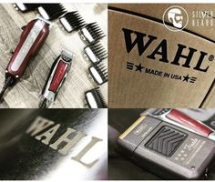 Wahl 5 star Legend Clipper, Detailer and Finale Shaver #ABBS #Atlanta #barber #supplies #Wahl #5Star #detailer #legend #finale #shaver #clipper