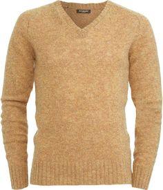V-neck Sweater - Lyst Balmain Sweater, Guy Style, Knitwear, Men Sweater, V Neck, Man Shop, Mens Fashion, Guys, Sweaters