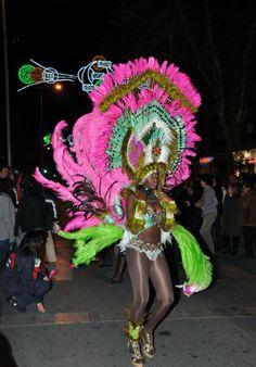 Carnaval en Cartagena , España