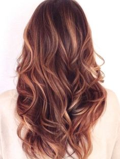 Use bleach 7A on medium brown hair-- one of my faves!