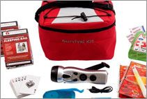 Pet Survival Kits  Don't forget our sweet pets..