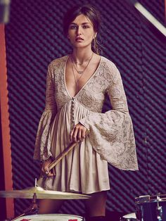 Free People With Love Dress at Free People Clothing Boutique