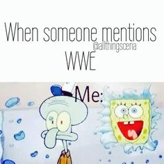 When someone mentions WWE or AJ Lee *April Jeanette Mendez / Brooks *