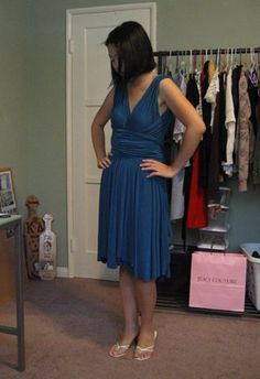 Fashion, Sewing Patterns, Inspiration, Community, and Learning | BurdaStyle.com  Love that these instructions have a waist band included
