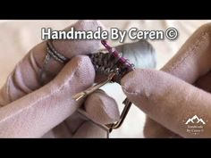 (909) Tying a belt is easy and simple! ❤️ - YouTube Belt Tying, Knitting Patterns, Tie, Simple, Easy, Fabric, Handmade, Youtube, Crochet