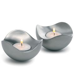 Georg Jensen candles.  Perfect for my MIL