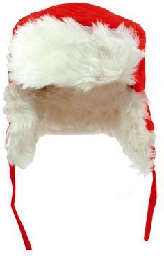 Deko und Accessoires für Weihnachten: Chapka Pelzmütze Fellmütze  Weihnachten Nikolaus made by Fan-O-Menal via DaWanda.com