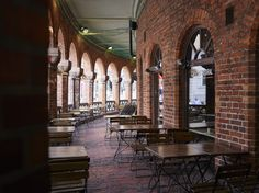 Café Cathedral in Oslo, designed by Metropolis arkitektur & design. Ragnar, Oslo, Cathedral, Design, Cathedrals