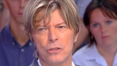 Hypershow interview David Bowie - 2002 - CANAL+ - vidéo Dailymotion