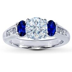 i like the sapphires