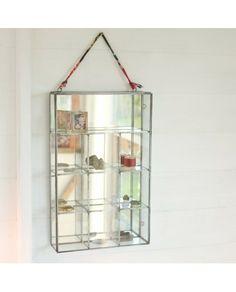 Cabinet de espejo con compatimentos - Deco & Living