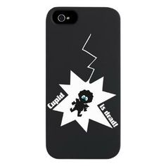 Cupid is dead iPhone 5/5S Snap Case