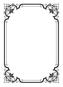 Frame Border Design, Boarder Designs, Page Borders Design, Borders For Paper, Borders And Frames, Picture Borders, Wedding Borders, Wedding Symbols, Graphics Fairy