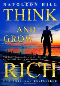 Think And Grow Rich Napoleon Hill (Author) a motivational personal development and self-help book written by Napoleon Hill books-worth-reading Napoleon Hill, This Is A Book, The Book, Reading Lists, Book Lists, Reading Books, Library Books, Best Self Help Books, Personal Development Books