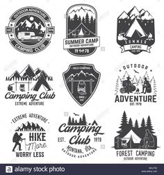 Find Set Summer Camp Badges Vector Concept stock images in HD and millions of other royalty-free stock photos, illustrations and vectors in the Shutterstock collection. Thousands of new, high-quality pictures added every day.