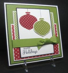 SC294 SUO Delightful Decorations by J_Belanger - Cards and Paper Crafts at Splitcoaststampers