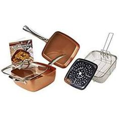Benefits of copper cookware is all about the health benefits of cooking with copper. you will also discover why copper cookware is safer and better. Copper cookware also prevents you from over cooking your food, which can develop into Acrylamide.  Acrylamide, Copper cookware, Copper health.