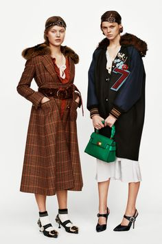 See BAZAAR's favorite coats from Miu Miu's Pre-Fall collection here..