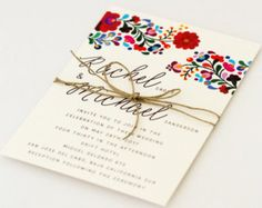 Destination Wedding Thank You Cards Gracias by JPstationery