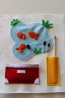 baby: felt toys and quiet book pages Diy Quiet Books, Baby Quiet Book, Felt Quiet Books, Craft Books, Sensory Book, Quiet Book Patterns, Toddler Books, Busy Book, Felt Crafts