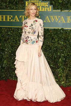 d8086ec75d6 2017   Givenchy   Cate Blanchett   Evening Standard Theatre Awards Haute  Couture