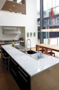#Kitchen Project by Arclinea Chicago