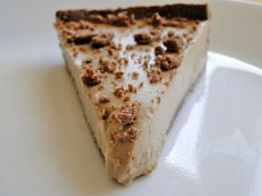 Sketch-Free Eating: Mocha Tart