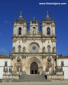 Monasterio Sta. María de Alcobaca-  Portugal