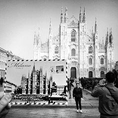 Postcard from #Milano (Lombardia/ Italy)