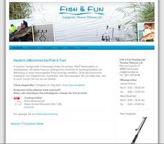 Das Angelgeschäft Fish & Fun aus Hemmingen hat seinen Internetauftritt überarbeitet. Die Besucher erfreuen sich nun an der verbesserten Gestaltung und Menüstruktur. Dank der Suchmaschinenoptimierung gelangen beträchtlich mehr Nutzer über relevante Schlüsselwörter auf die Webseite.