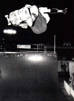 DREAD CITY SKATES - 80's and 90's - Craig Johnson, Southsea Skate Park