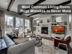 Here are the most common mistakes make while decorating home with area rugs that you can avoide. Decorate your living room or bedroom with perfect modern area rugs from online area rugs store.  #buyarearugs  #modernarearugs #shoparearugs