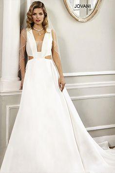 7f434e25af48 Wedding Dresses & Bridal Gowns   Jovani Bridal- Fitted Wedding Dresses