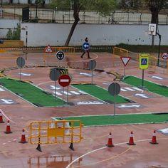 Parque Educación vial Standard