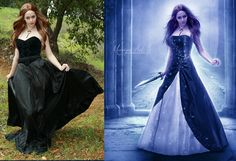 Cinderellas Revenge - Before and After by MorriganArt.deviantart.com on @deviantART