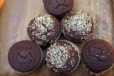 Chocolate Cupcakes with Coconut Flour