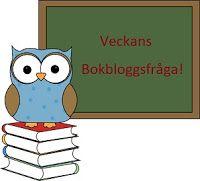 Boklysten: Veckans bokbloggsfråga -  vecka 50